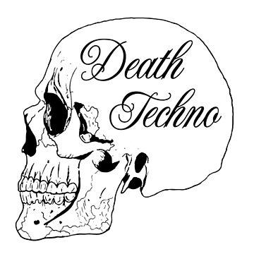 DEATH TECHNO BLACK by NTTCK