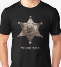 Trump the Sheriff. T-Shirt