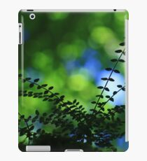 Privet With Sycamore & Sky - Vintage Lens iPad Case/Skin