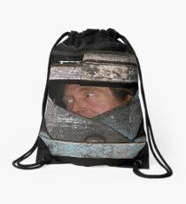 The (Garage) Mechanic Drawstring Bag