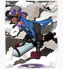 Pen Witch  Poster