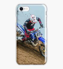 Motorcross Art iPhone Case/Skin