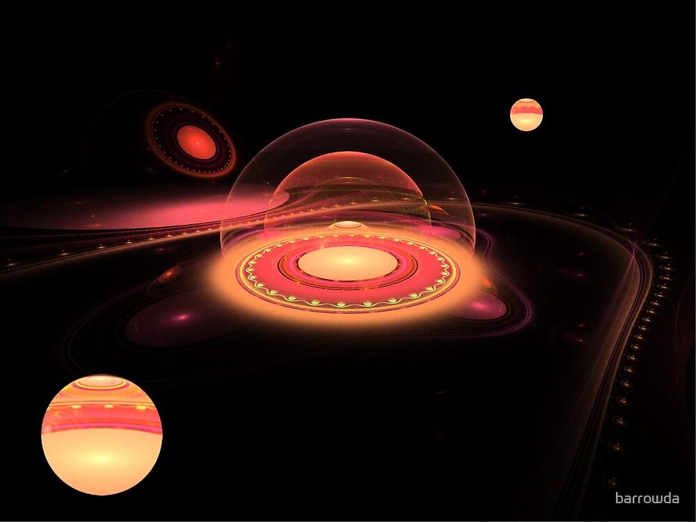 Solar System Voyage by barrowda