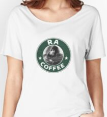 Ranger's Apprentice Coffee Women's Relaxed Fit T-Shirt