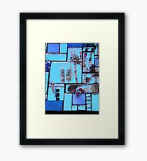 Jewellery  in The Mirror Framed Print