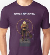 Risk of Rain commando! Unisex T-Shirt
