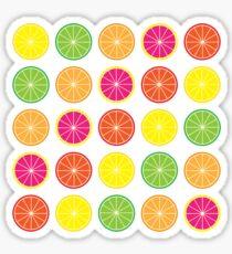 Citrus burst Sticker