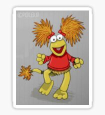 Fraggle Rock, Red Sticker