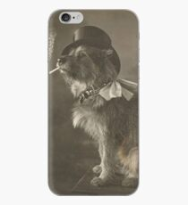 Tophat Dog iPhone Case