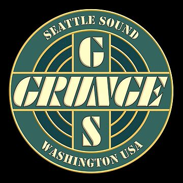 Seattle sound grunge washington by kashamo