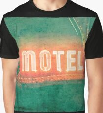 Old Motel Graphic T-Shirt