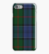 01047 Colquhoun Clan/Family Tartan  iPhone Case/Skin