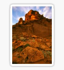 Rainbow Valley, Central Australia Sticker