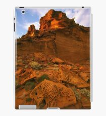 Rainbow Valley, Central Australia iPad Case/Skin