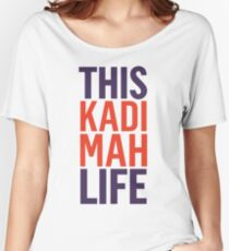 This Kadimah Life Women's Relaxed Fit T-Shirt