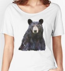 Black Bear Relaxed Fit T-Shirt