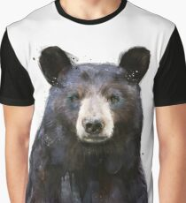 Black Bear Graphic T-Shirt