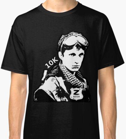 10k Z Nation Tribute Thomas Nat Zang Fans T Shirt By Premiumsales