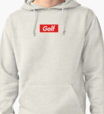 Golf Box Logo Pullover Hoodie