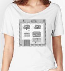 Pallet Town Women's Relaxed Fit T-Shirt