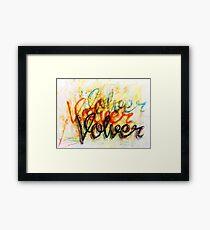 Y Volver, Volver, Volver... Framed Print
