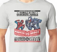 Rumble In The Concrete Jungle Unisex T-Shirt