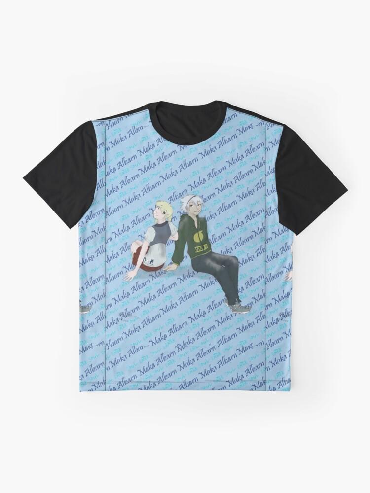 Alternative Ansicht von Nachkommen Grafik T-Shirt