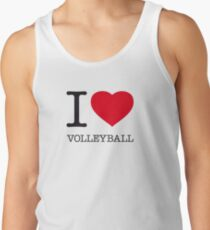 I ♥ VOLLEYBALL Tank Top