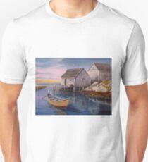 Peggys Cove Sunset Unisex T-Shirt