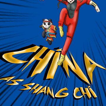 Heroic China by worldismyne