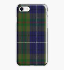 01099 Coulthard Tartan  iPhone Case/Skin