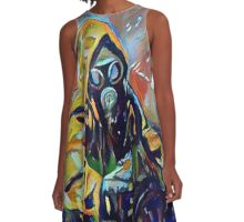 Save This Polluted Planet A-Line Dress
