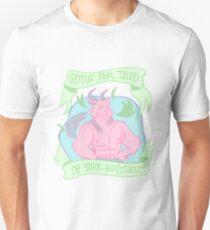 Sassy Minotaur Unisex T-Shirt