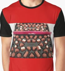 Dairy Box - Lovely Chocs Graphic T-Shirt