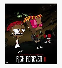 Rich Forever II Photographic Print