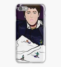 Montana Mountains iPhone Case/Skin