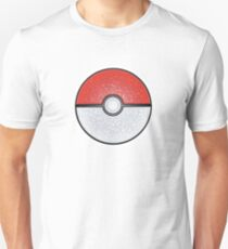 Glitter Pokeball Unisex T-Shirt