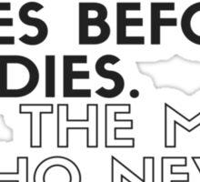 A Reader Lives A Thousand Lives Sticker