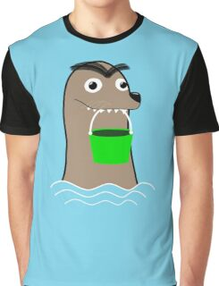 Gerald Funny Graphic T-Shirt