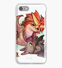 Cloudjumper and Toothless iPhone Case/Skin