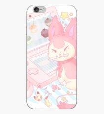 Pastel Skitty iPhone Case