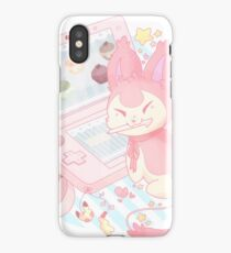 Pastel Skitty iPhone Case/Skin