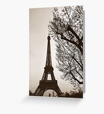 We'll Always Have Paris Greeting Card