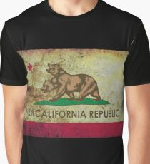 New california republic grunge Graphic T-Shirt