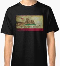 New california republic grunge Classic T-Shirt