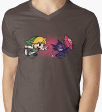 Mega Rupee Men's V-Neck T-Shirt