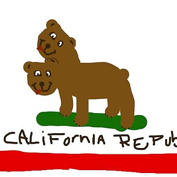 New California Republic kids by silverorlead