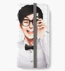 Dan & Phil - Black & White iPhone Wallet/Case/Skin