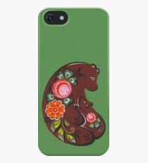 Mama bear and baby bear iPhone SE/5s/5 Case