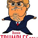 Vote for Dunnie Trumples by ProfessorBees
